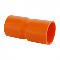 Copla PVC conduit