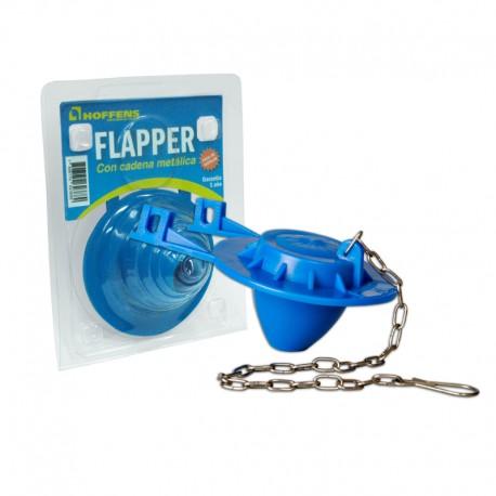 Flapper Estanque WC con Cadena