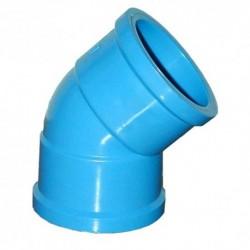 Codo PVC 45º Cementar