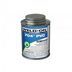 Adhesivo PVC 704 Secado Rápido - Viscosidad Media 237 ml