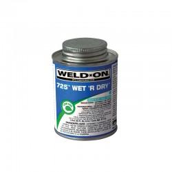 Adhesivo PVC 725 condic Humedas 237 ml