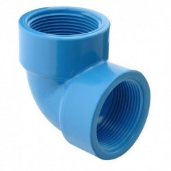 Codo PVC HI/HI 90º