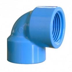 Codo PVC HI 90º Cementar