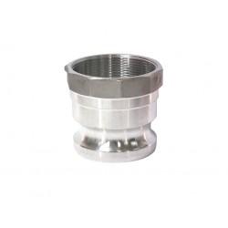 Juego ducha gran diámetro con flexible y soporte