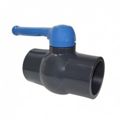 Válvula Bola Compacta PVC PN12,5 Cementar