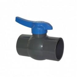 Válvula Bola Compacta PVC Cementar PN16